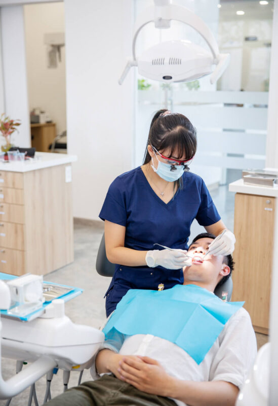 DENTAL EXAMINATION & ORTHODONTIC PACKAGE - WORTH 2,000,000 VND, WHAT DOES IT INCLUDE?