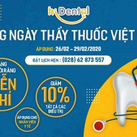Mừng ngày thầy thuốc Việt Nam