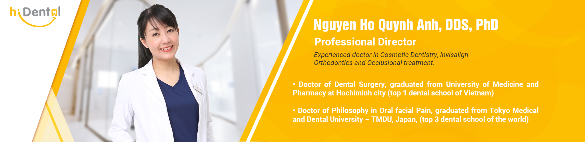 hiDental Clinic for expats in Saigon (Ho Chi Minh City)