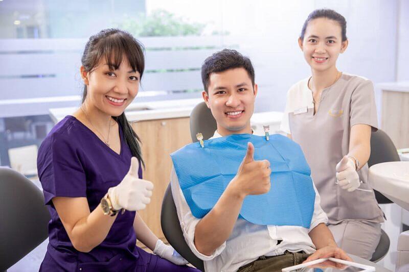 cách tẩy trắng răng tại nha khoa