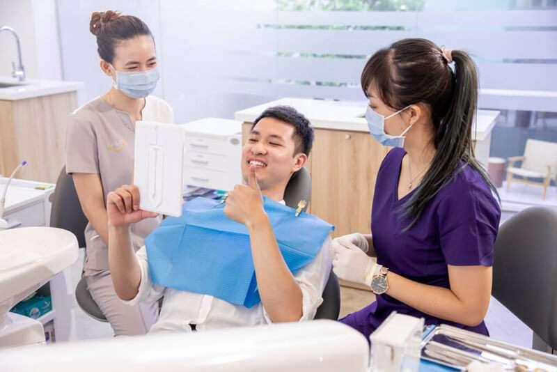 Quy trình bọc răng