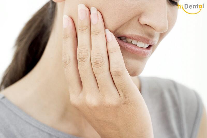 Tẩy trắng răng có đau không